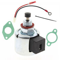Fuel Shut Off Solenoid Repair Kit For Kohler 12-757-33S John Deere AM128242