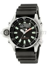 Citizen Promaster Aqualand Depth Meter Sub JP2000-08E Mares Diver's 20 bar Men