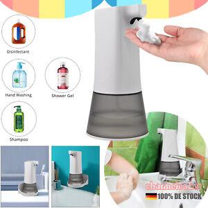 Seifenspender Automatisch Schaumseifenspender USB InfrarotSensor 350ML Bad Küche