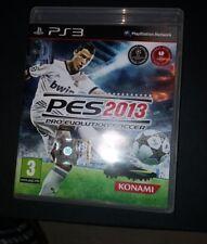 Pes 2013 -  PS3 - PlayStation 3