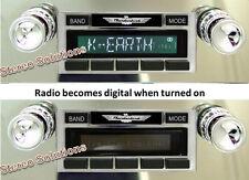 1964-66 Thunderbird NEW USA-630 II* 300 watt AM FM Stereo Radio iPod, USB, Aux