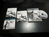 Batman: Arkham City (Sony PlayStation 3, 2011) COMPLETE! TESTED! FREE SHIPPING!