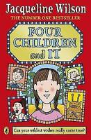Four Children and It, Wilson, Jacqueline, Very Good Book