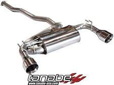 Tanabe Medallion Catback Exhaust System 2008-2015 MITSUBISHI EVOLUTION EVO X 10