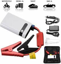 20000mAh USB Car Jump Starter Booster Power Bank Emergency Battery Charger 12V