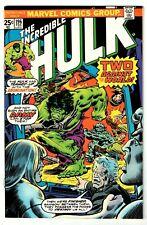 INCREDIBLE HULK #196 (VF+) vs. THE ABOMINATION! 1976 Marvel