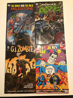 Dc Comics Graphic Novel Tpb Lot