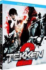 Tekken 2 COMBO BLU-RAY + DVD NEUF SOUS BLISTER
