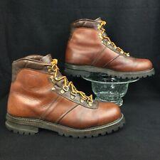 vintage CHIPPEWA USA 🇺🇸 Vibram Hiking Mountain Trail boot women 11 / men 9