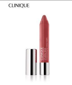 Clinique Chubby Stick Moisturising Lip Colour Balm - 07 Super Strawberry New
