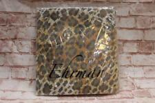 Vintage 1990 EHRMAN Needlepoint Kit LEOPARD SKIN Candace Bahouth Complete New