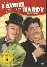 DVD - Die Laurel und Hardy Collection - 5 er DVD-Set / #535