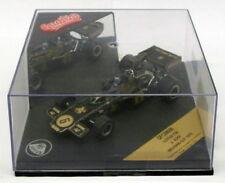 Voitures de courses miniatures noir sous boîte fermée pour Lotus