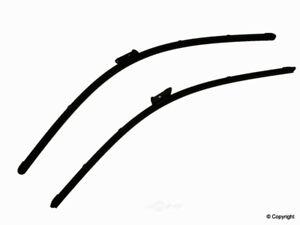 Windshield Wiper Blade Set Front WD Express 890 33062 001