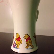 DISNEY Store Winnie the Pooh Tall Flared Novelty Coffee Mug Cup  A.A. Milne