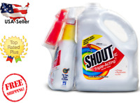 Shout Triple-Acting Liquid 1 Gallon Refill + 32 oz. Shout Trigger*BEST PRICE