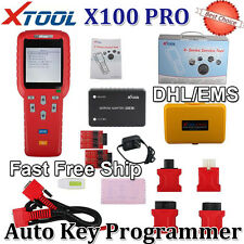 Xtool X100 PRO IMMO Auto IMMO&ECU Programmer Tool Update Online EEPROM Adapter