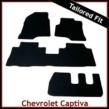CHEVROLET CAPTIVA 7 posti su misura tappeto montato Auto Mat