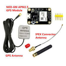 NEO-6M GPS Module APM2.5 Flight Control w/ IPX interface GY-NEO6MV2 for Arduino