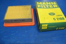 Filtre à air Mann Filter pour: Daihatsu: Charade Mk II 1.0 Turbo, Hijet 0.8