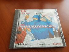 THE NINJAWARRIORS NEC PC ENGINE HUCARD R/RX/CORE/SHUTTLE NEW TOP CONDITION NEW