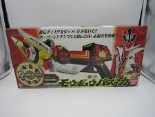 Power Ranger Samurai Sentai Shinkenger Hiden Souten Gun Mougyu Bazooka Bandai