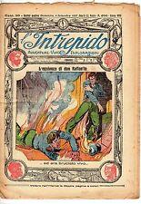 rivista L'INTREPIDO ANNO 1927 NUMERO 406