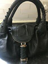 Genuine 100% Authentic Vintage Black Fendi Spy Bag.
