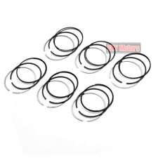 STD 6x Piston Ring Φ85mm For BMW E60 E61 E63 E70 E87 E89 330i X5 3.0L L6 N52 N53