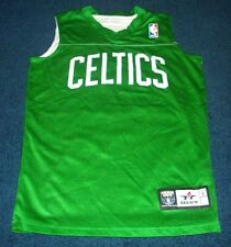 BOSTON CELTICS JERSEY KIDS REVERSIBLE YOUTH SMALL #6 YMCA HOME/AWAY TEAM NBA