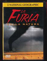 EBOND LA FURIA DELLA NATURA NATIONAL GEOGRAPHIC DVD D560662