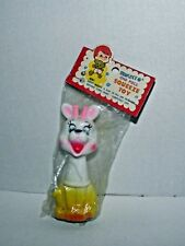 Vintage Protect-O One Piece Squeeze Toy Giraffe # 704 NOS New (k)