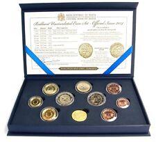 Malta 2014 KMS 1 Cent bis 2 Euro 50 Jahre Unabhängigkeit ohne Mzz im Etui