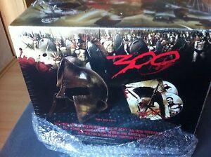 300 - Collector`s Edition mit Helm - Steelbook - Sammlerstück
