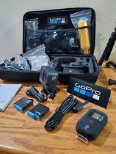 Gopro Hero 8 Black Bundle w/ Smart Remote + Extras