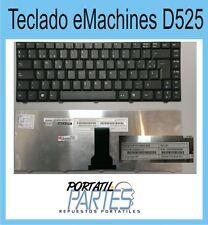 Teclado Español eMachines D525 D520 D720 D725  MP-07A46E0-698  PK1305801L0 NUEVO