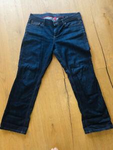 Jeans Rome Tommy Hilfinger reagulär fit Gr. 32/30 dunkelblau
