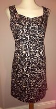 Wiggle, Pencil Formal Floral Sleeveless Dresses for Women