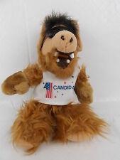 Vintage Alf Plush #1 Candidate Shirt Alien Productions #3182