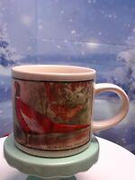 Vintage Mongolian Pheasant Coffee Mug Tea Cup By Westwood