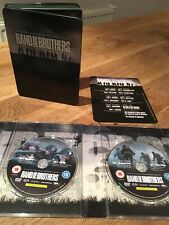 Band Of Brothers Series 1-6 Complete HBO BoxSet Damian Lewis,Donnie Region 2 DVD