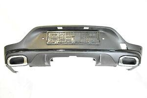Original Mercedes Benz GLC Coupe X253 AMG Paket Diffusor Verkleidung A2538805203