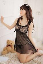 lenceria sexy Temptation translucent Corsets clothes bodysuit thong erotic dress