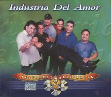 Industria Del Amor Versiones Originales BOX SET 3CD New Nuevo sealed