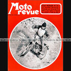 MOTO REVUE N°2024 MONARK 125 MCB COUPE KAWASAKI H1 R AERMACCHI 125 350 1971