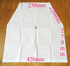 High Quality Plastic Dust Cover for a Compact Microscope Large