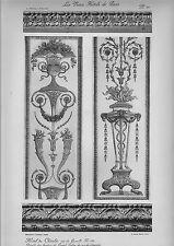 """Grande illustration de """"Les vieux Hotels de Paris"""" Hotel de Chatelet!"""