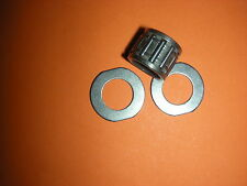 Nadellager Nadelkranz + 2Anlaufscheiben 1,0mm für Kolben pass.f. S51 Simson