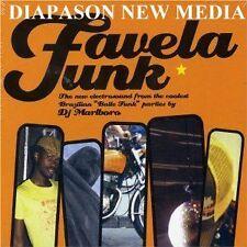 COMPILATION - FAVELA FUNK - CD