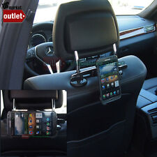 Car Back Seat Headrest Mobile Phone Mount Holder Fit Samsung Galaxy Note 2 N7100